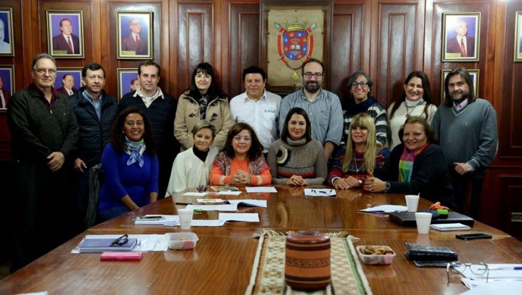 Primera circular «Jornada Regional del Arsénico»