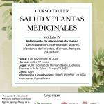 Curso Taller Salud y Plantas Medicinales: MÓDULO IV
