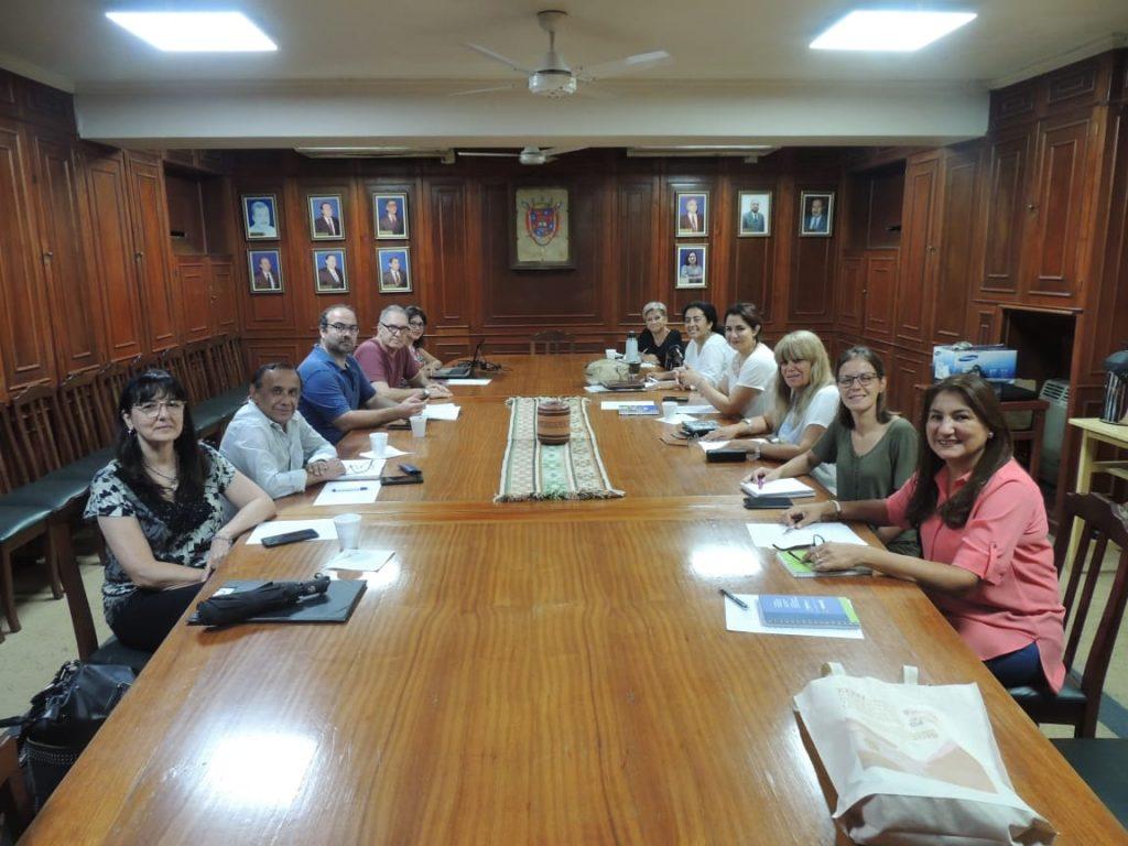 Primera Reunión de la Mesa Interinstitucional del Arsénico
