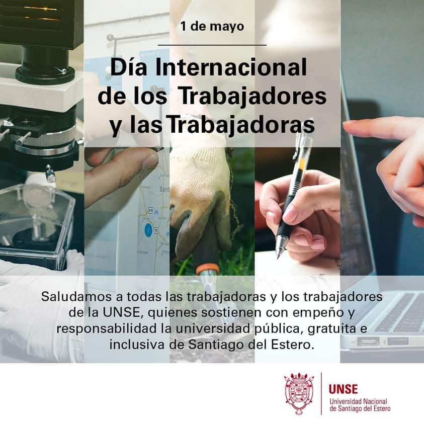 1 de mayo: Día Internacional de los Trabajadores y las Trabajadoras