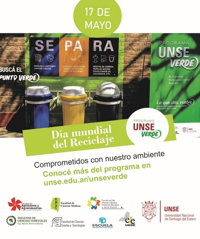 17 de mayo: Día Mundial del Reciclaje