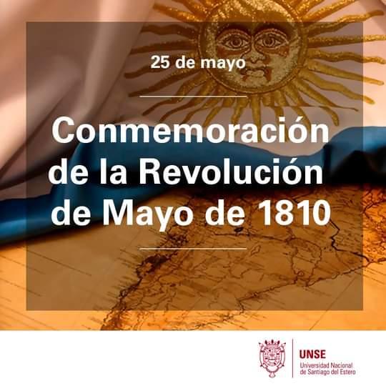 Conmemoración de la Revolución de Mayo de 1810