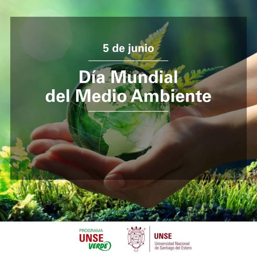 5 de junio: Día Mundial del Ambiente
