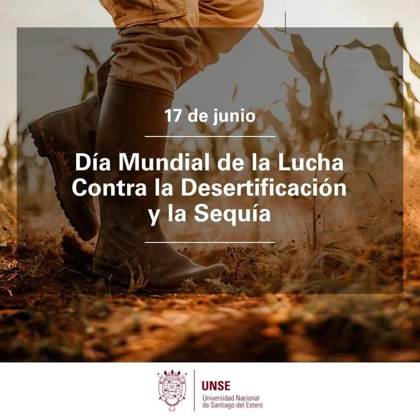 17 de junio: Día Mundial de la Lucha contra la Desertificación y la Sequía