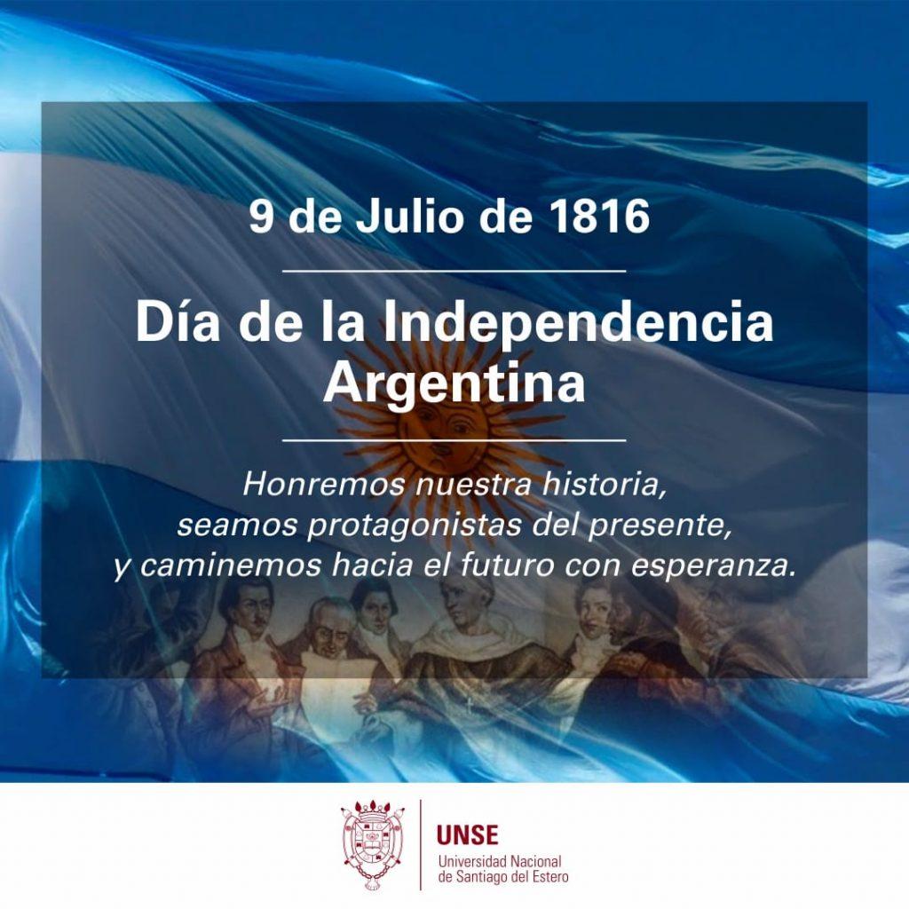 9 de julio: Día de la Independencia Argentina