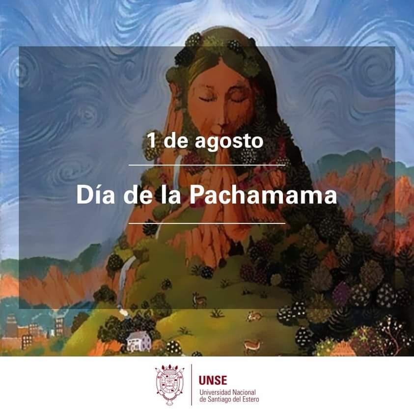 1 de agosto: Día de la Pachamama